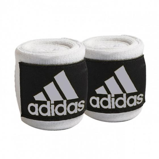 adidas Crepe Bokszwachtels, Wit, 1 Size, Male, Boxing