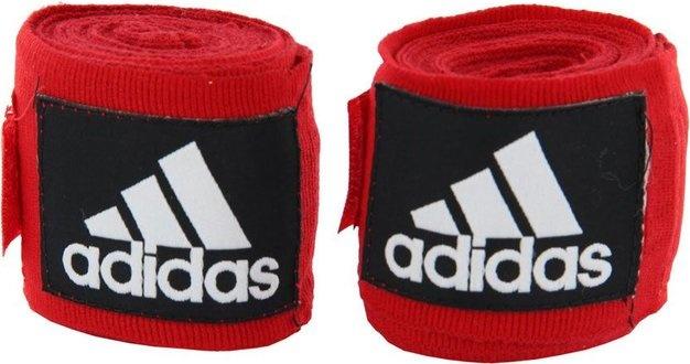 Adidas Boksbandage Rood