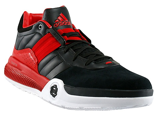 adidas basketbalschoenen D Rose EngleWood IV heren zw-ro mt 50 2-3