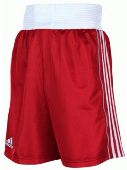 Adidas Boksbroek Kort B8 heren rood maat XL