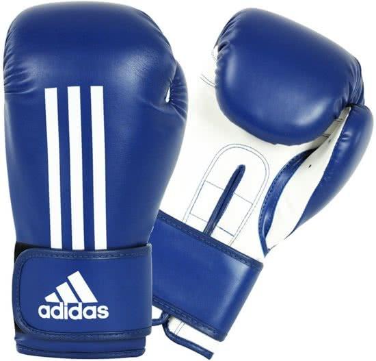 Adidas Energy 100 (Kick)Bokshandschoenen Blauw-Wit