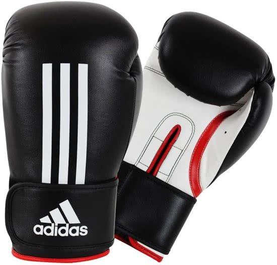 Adidas Energy 100 (Kick)Bokshandschoenen Zwart-Wit