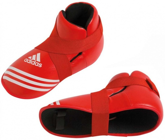 Adidas Super Safety Kicks Pro Voetbeschermers Rood M
