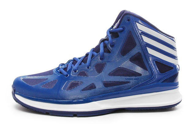 CRAZY SHADOW 2 HEREN BASKETBALSCHOEN BLAUW MT 48 2-3