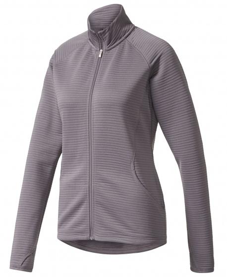 adidas Essentials golf vest 3 stripes dames grijs maat XS