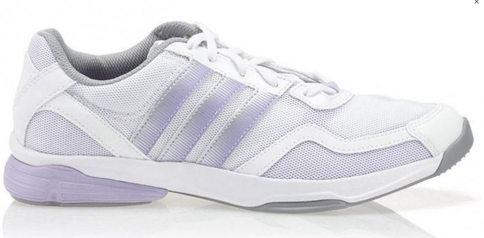 adidas Fitness schoenen Sumbrah III dames wit maat 40 2-3