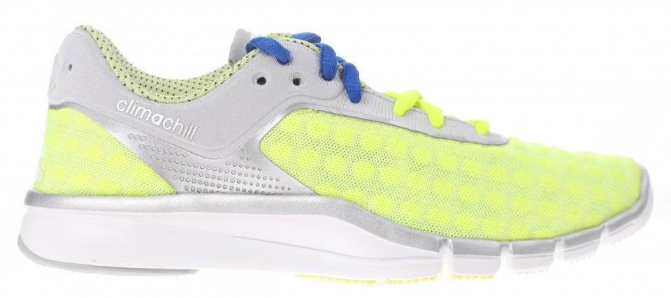 adidas fitness schoenen Adipure 360.2 Climachill geel dames mt 40