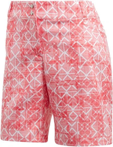 Golf Korte Broek Dames.Adidas Golf Shorts Short Ladies Red Internet Sport Casuals