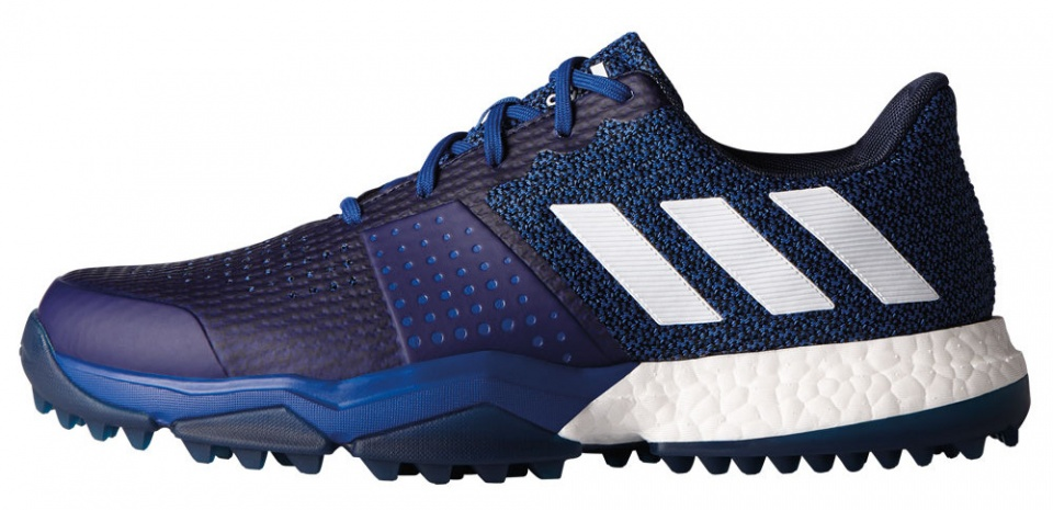 adidas golfschoenen Adipower S Boost blauw heren maat 40 2-3