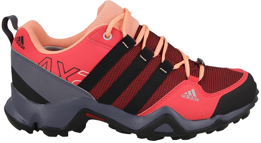 Adidas AX2 CP Junior Hikingschuh (rot-schwarz) EU 36 UK 3,5