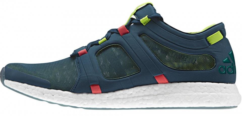 adidas hardloopschoenen cc Rocket heren blauw maat 42