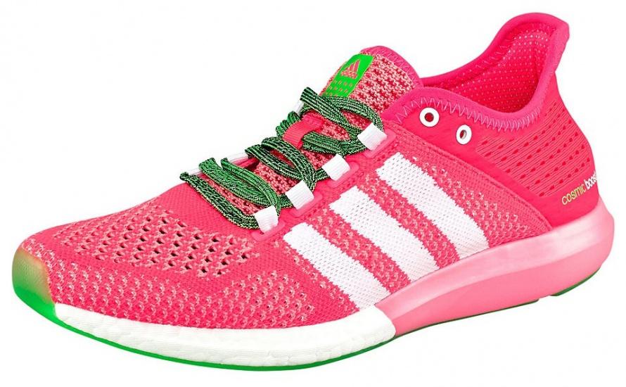adidas hardloopschoenen Cosmic Boost dames roze maat 36 2-3