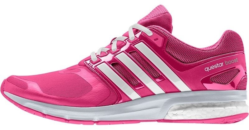 adidas Hardloopschoenen Questar TF dames roze maat 44 2-3