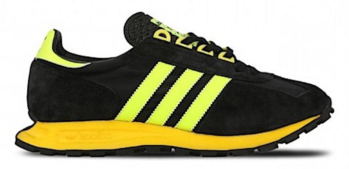 adidas hardloopschoenen Racing 1 heren zwart maat 40 2-3