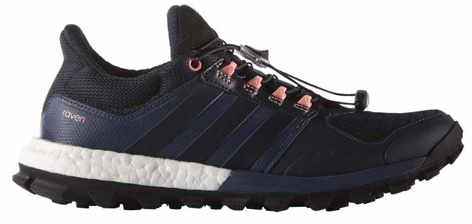 adidas Hardloopschoenen Raven dames donkerblauw maat 42 2-3