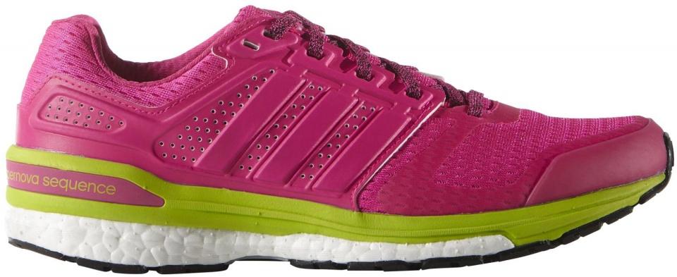 adidas hardloopschoenen Supernova Sequence 8 dames roze mt 36
