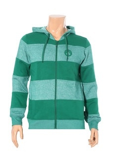 HOODED NBA BOSTON JACKET GROEN MAAT S