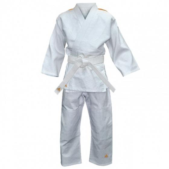 e1d4a376e03 Adidas evolution ii judopak het adidas judopak is het pak dat meegroeit met  jouw kind.