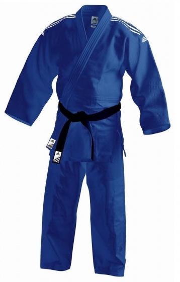 adidas judopak J690 unisex blauw maat 165
