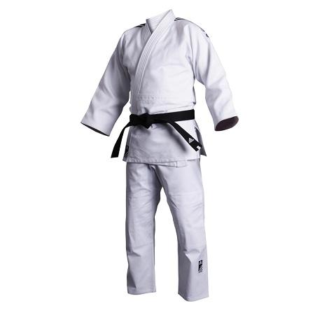 adidas judopak J690 unisex wit maat 165