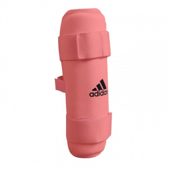 adidas karate scheenbeschermers rood maat XL