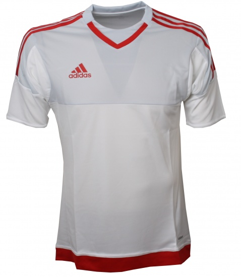 adidas Keepersshirt P Adizero Top 15 wit-grijs-rood maat XS