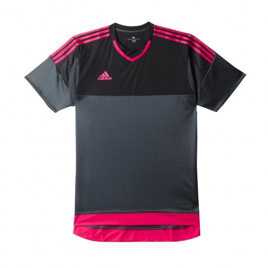 adidas Keepersshirt P Adizero Top 15 zwart-roze maat L-XL