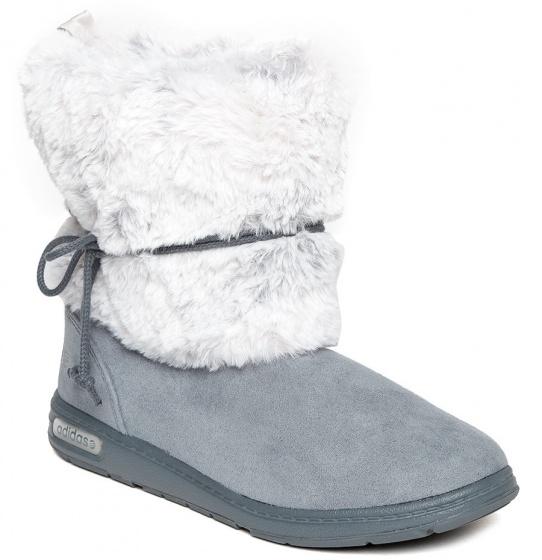 adidas Laarzen F98846 casual dames grijs maat 38 2-3