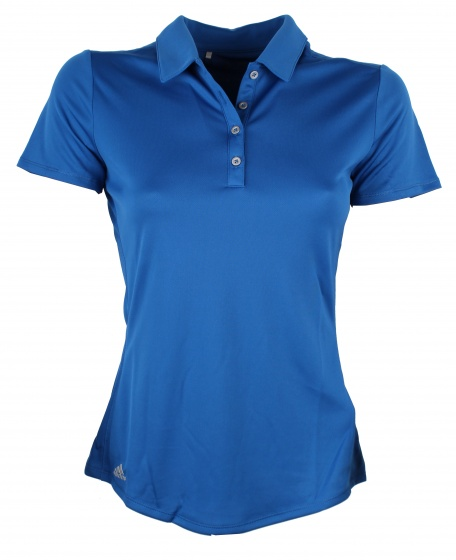 adidas polo Performance dames blauw maat XS