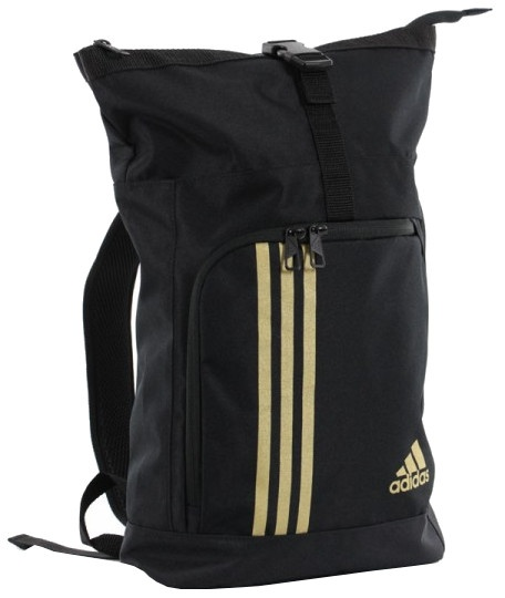 adidas rugzak Military zwart-goud 65 liter