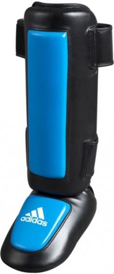 Adidas Pro Style Shin Guards Black-Blue