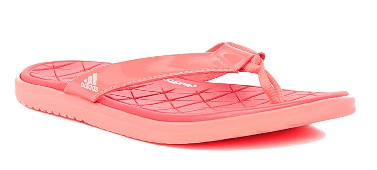 adidas slippers CaveRock CF dames oranje maat 37