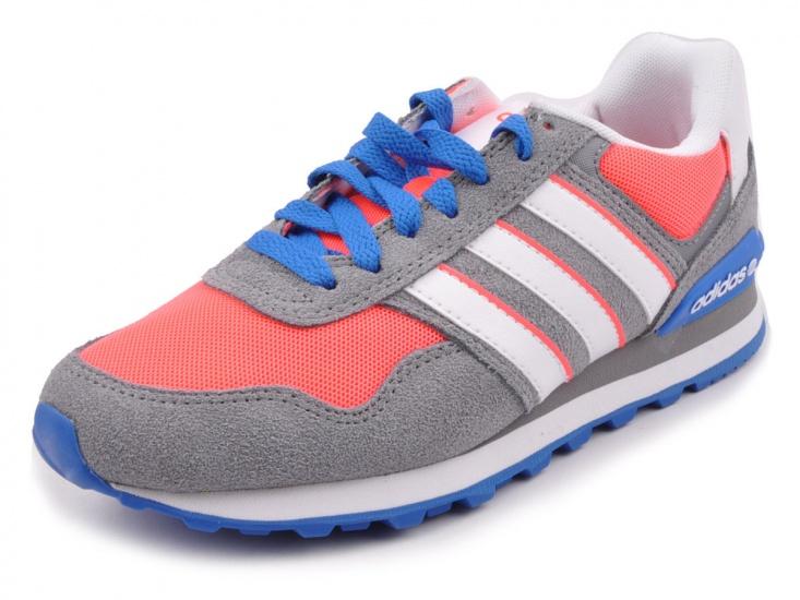 Adidas Sneakers 10K Dames Grijs Maat 38