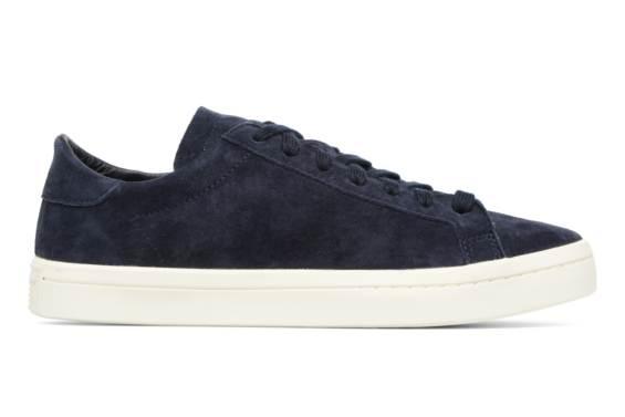 adidas sneakers Court Vantage dames blauw maat 36