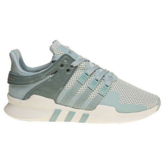 big sale bb51a be153 adidas sneakers EQT Support ADV dames groenwit