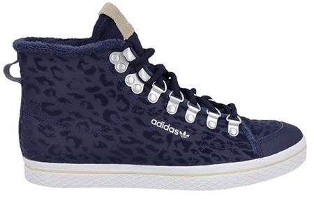 adidas sneakers Honey Hook dames blauw maat 36