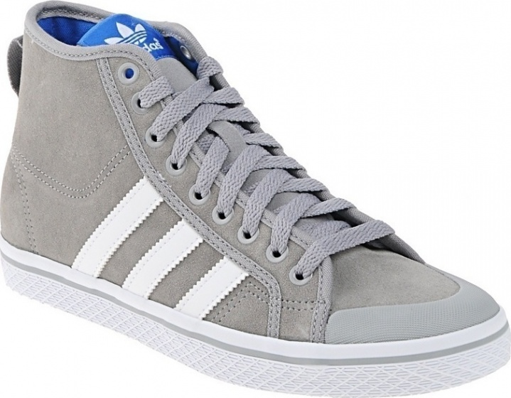 adidas sneakers Honey Stripes Mid dames grijs mt 43 1-3