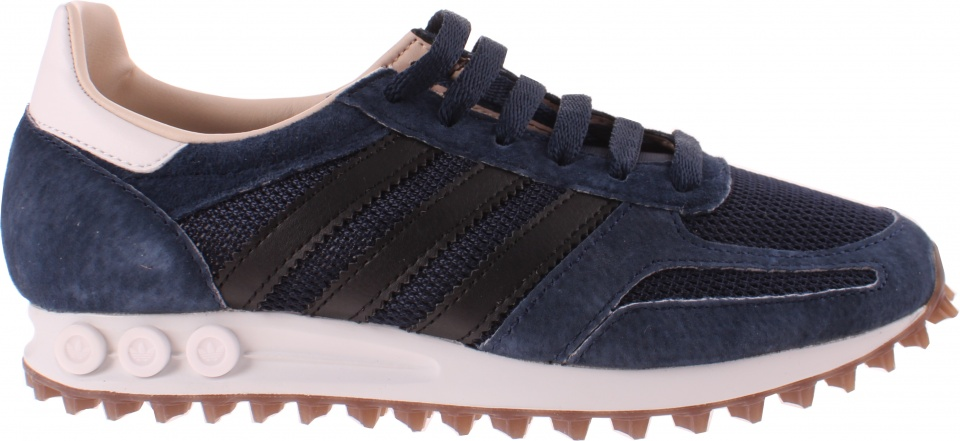 adidas sneakers LA Trainer unisex donkerblauw maat 36