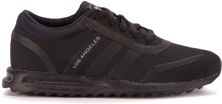 adidas sneakers Los Angeles C junior zwart maat 29