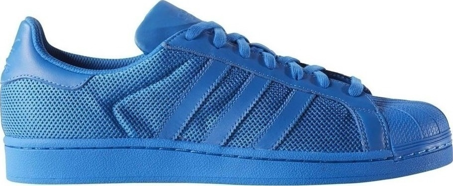 adidas sneakers Originals Superstar heren blauw maat 43 1-3