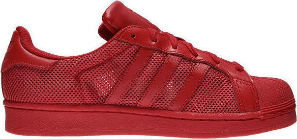 adidas sneakers Originals Superstar heren rood maat 46 2-3