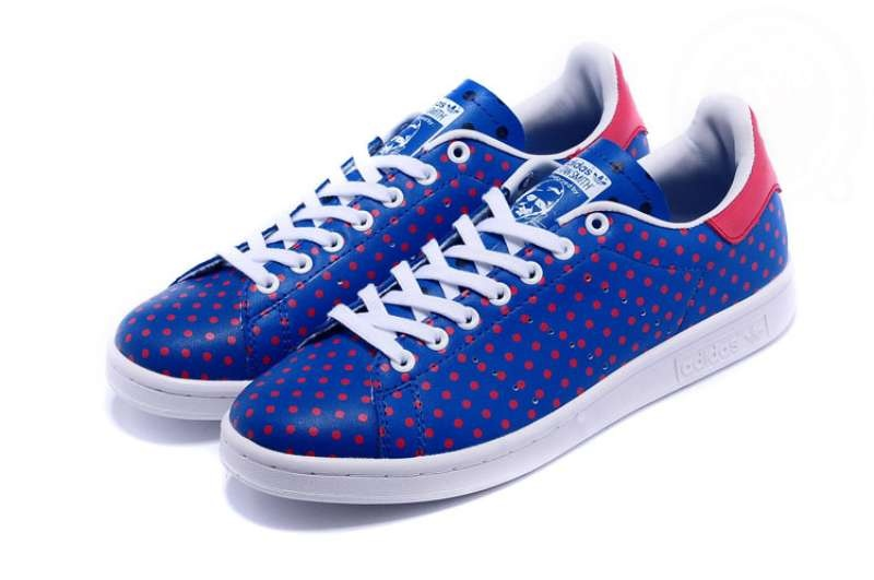 Adidas Sneakers PW Stan Smith Unisex Blauw Maat 43 1-3