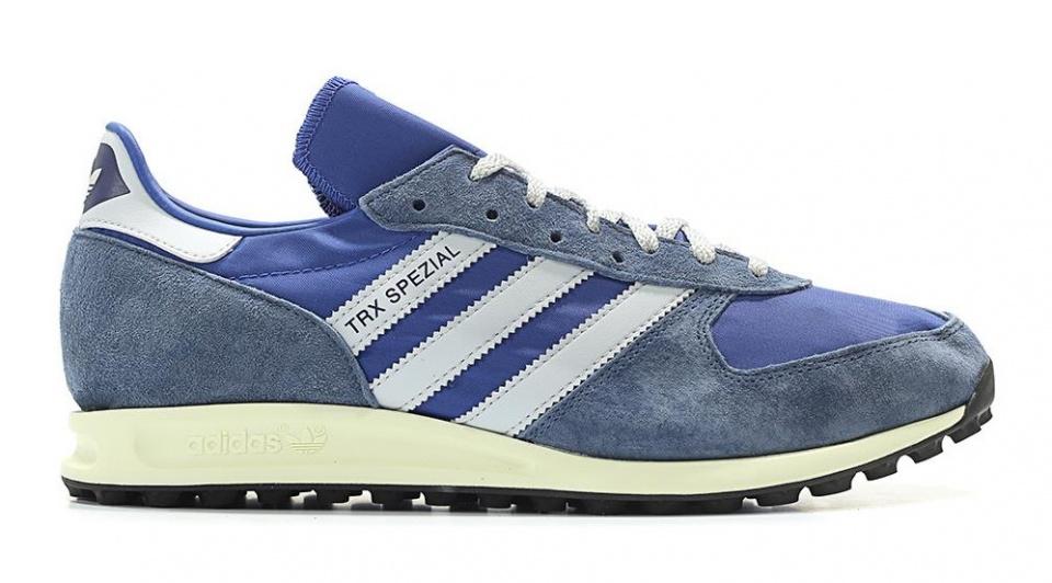 new style 1d02a f536e Adidas sneakers spezial trx inspiratie voor deze sneakers komt van  hardloopschoenen uit de jaren 70