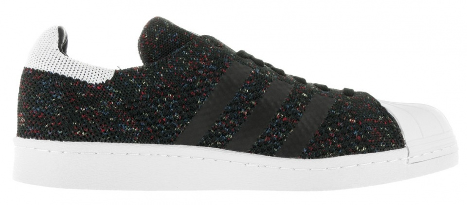 adidas sneakers Superstar 80's Primeknit heren zwart mt 41 1-3