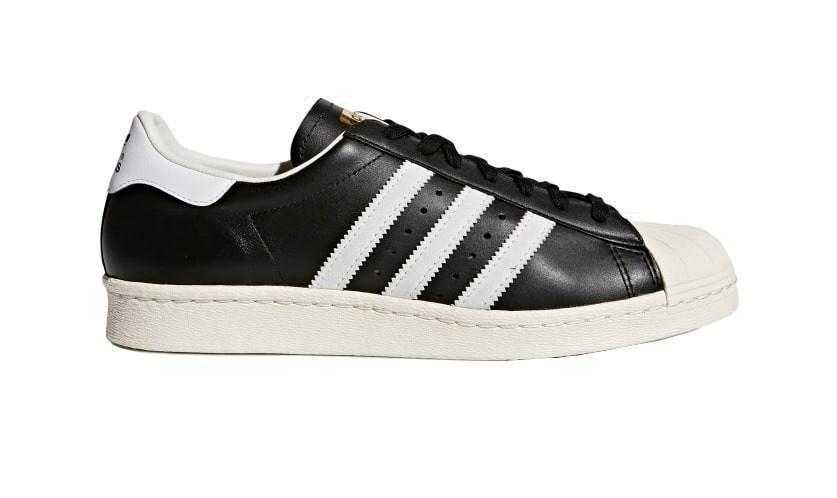 adidas schoenen zwart met wit