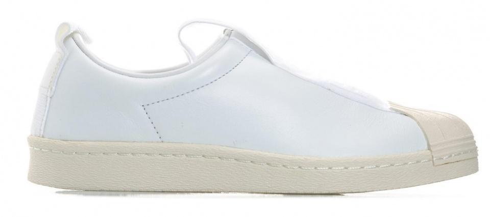adidas Superstar BW35 Slip W schoenen wit