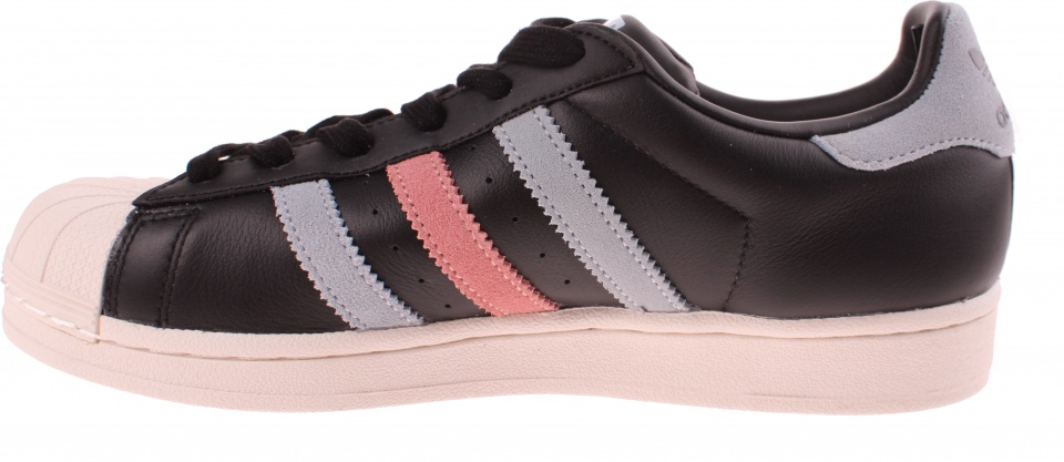 adidas sneakers superstar dames zwart
