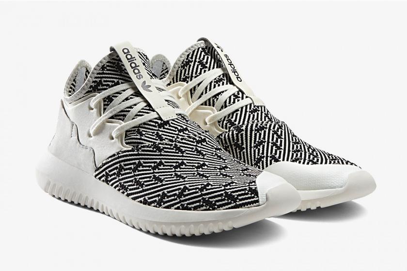 Adidas Sneakers Tubulaire Prendre Au Piège Pk W Blanc / Noir fMmmLvzPf