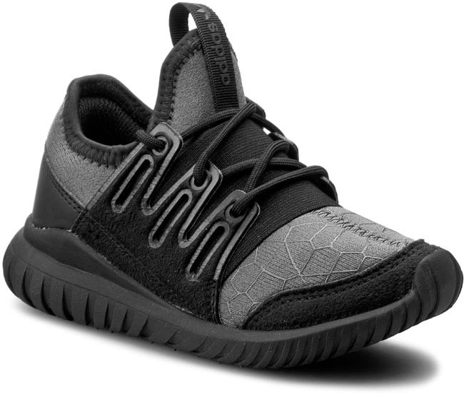 adidas Sneakers Tubular Radial C junior zwart maat 29
