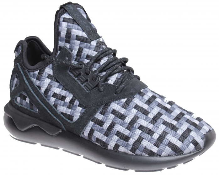 adidas sneakers Tubular Runner heren zwart-grijs mt 42